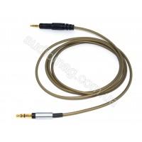 Провод для наушников аудио кабель ATH-M50x M40x M70x  Earmax