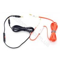 Провод для наушников аудио кабель с микрофоном JBL J55 J55A J88 J88A