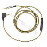 Аудио кабель Sennheiser HD438 HD439 HD451 HD461 HD471i Earmax с микрофоном