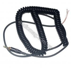 Витой провод для студийных наушников SONY MDR-7506 MDR-V6
